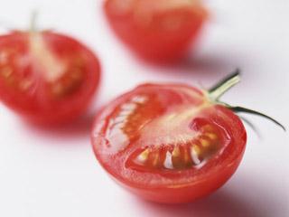 トマト 切り